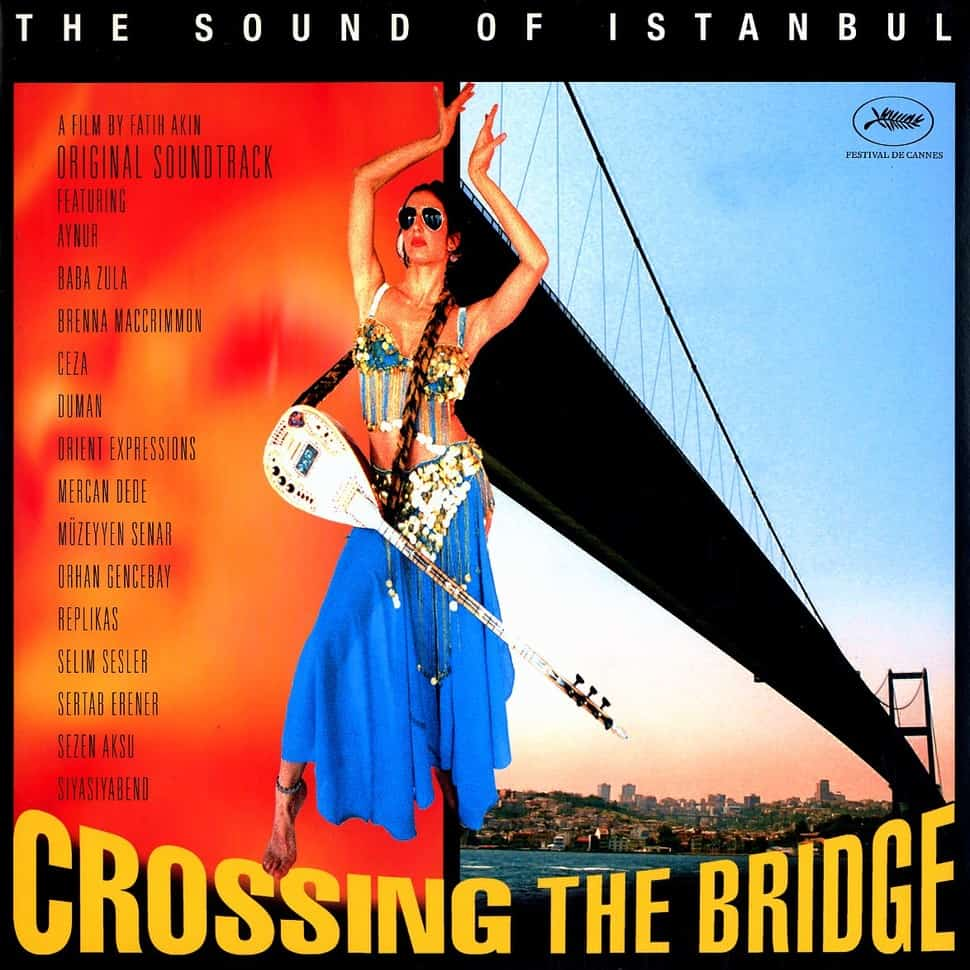 movie film poster crossing the bridge the sound of istanbul fatih akin turkey film tour