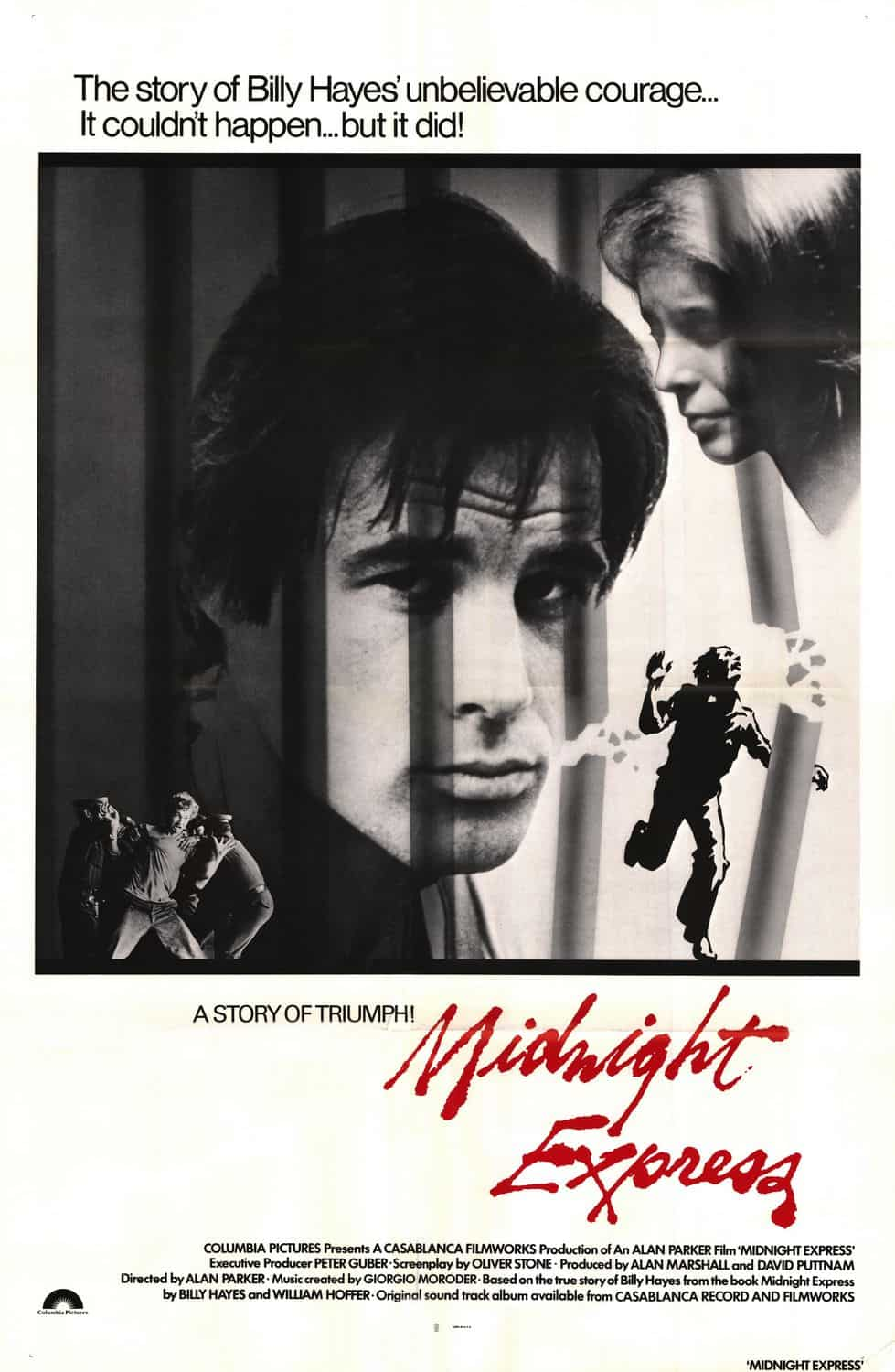 movie film poster midnight express istanbul tour turkey travel
