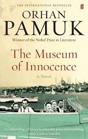 Istanbul Book Tour Orhan Pamuk the Museum of Innocence book cover
