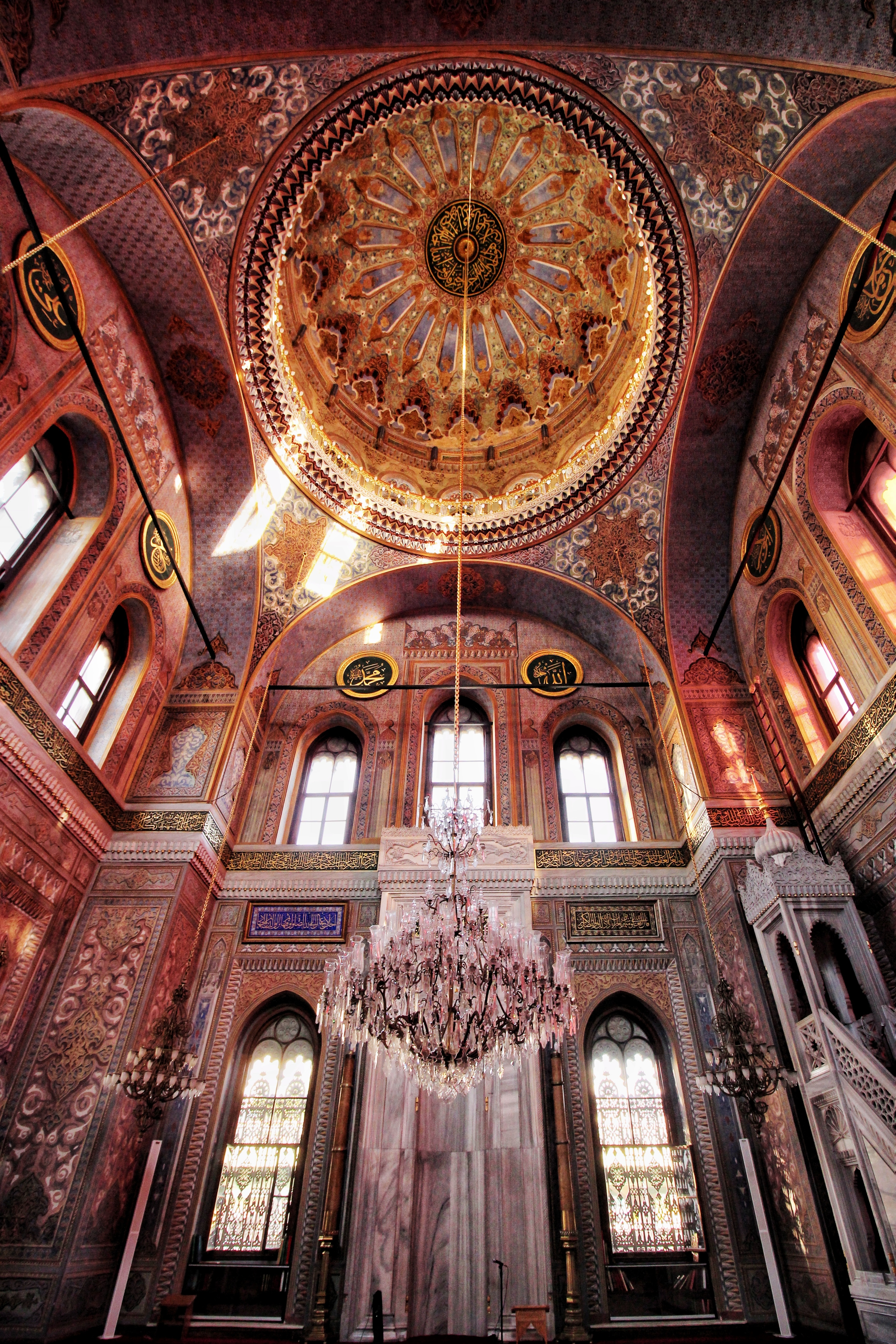 Istanbul mosque travel tour turkey tripsters