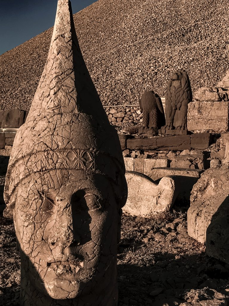 turkey travel tour top 10 mount nemrut dagi