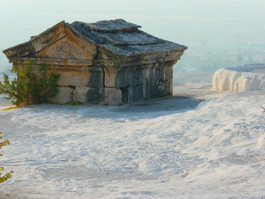 turkey travel tour plan pamukkale history nature beauty